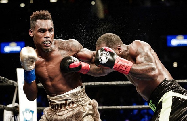 From Boxer to Puncher-The Evolution of Jermell Charlo