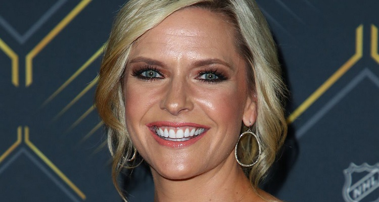 Kathryn Tappen ( American Sportscaster) Bio, Wiki, Career, Net Worth, Husband, Relationship