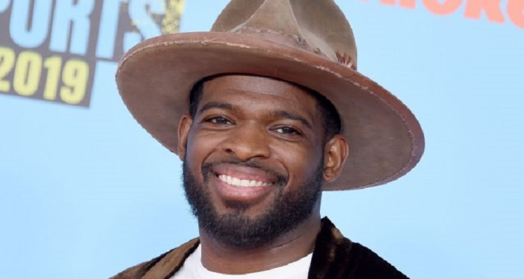 P. K. Subban ( Canadian Ice Hockey Player) Bio, Wiki, Age, Career, Net Worth, Twitter