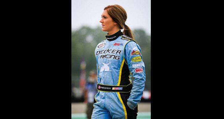 Paige Decker ( American Professional Stock Car Racing Driver) Bio, Wiki, Career, Net Worth