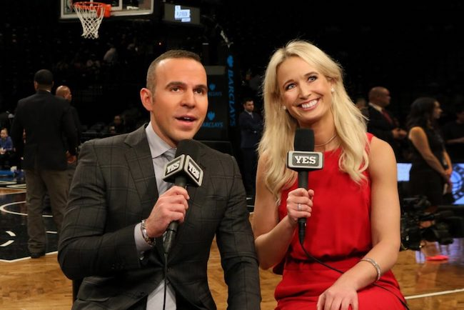 Ryan and Sarah Kustok