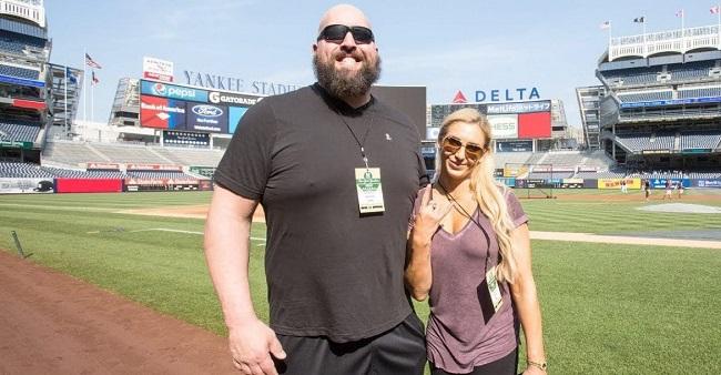 Bess Katramados and her husband