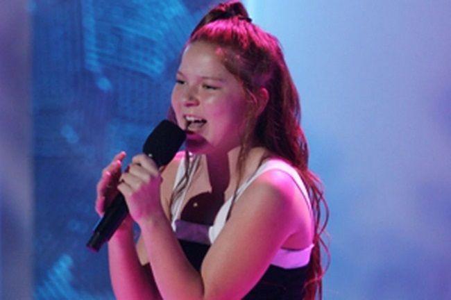 Bianca Ryan AGT