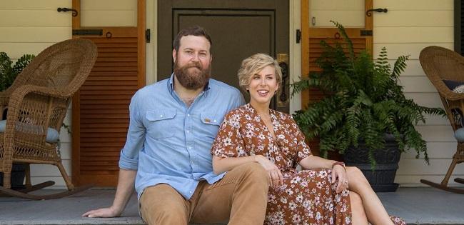 Home Town's Ben and Erin Napier