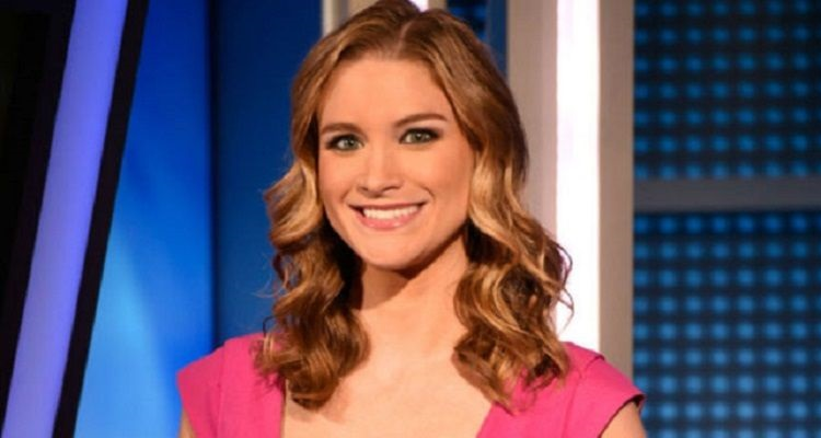 Kerith Burke ( Sportscaster) Bio, Wiki, Career, Age, Net Worth, Husband, Height