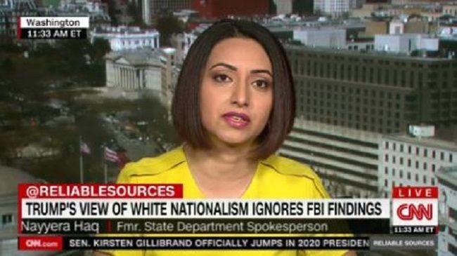 Nayyera Haq CNN