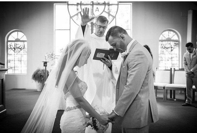 Ryan Marie Carney Wedding