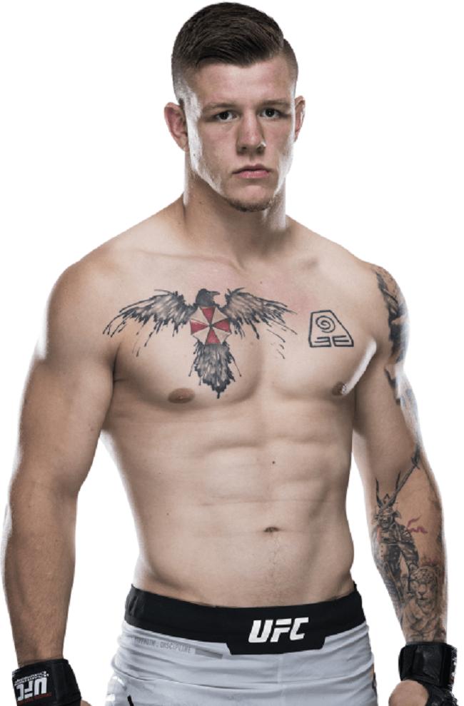 Jimmy Crute-UFC