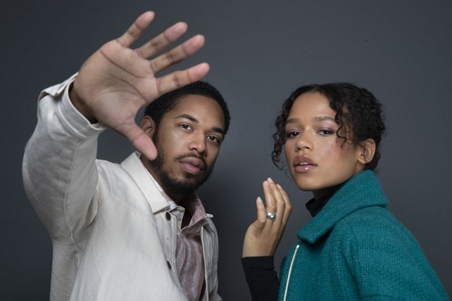 Kelvin Harrison Jr. and Taylor Russell