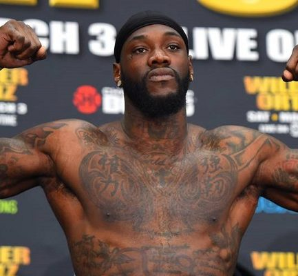 Deontay Wilder | Biography, Age, Wiki, Net Worth(2020), Height, Boxing, Affair, Instagram |