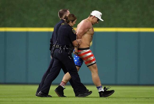 Vitaliy Zdorovetskiy Houston arrested on field