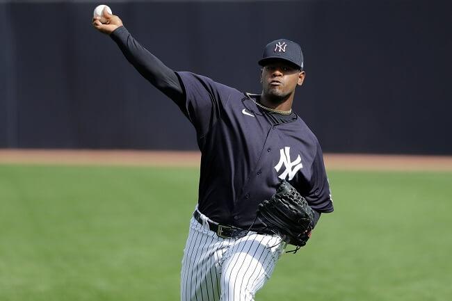 Yankees' Luis Severino to Miss 2020