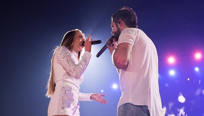 Danielle Bradbery Teams With Thomas Rhett