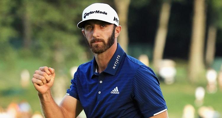Life of Golfer Dustin Johnson: Bio, Wiki, Age, Wife, Parents, Children, Net Worth, Height