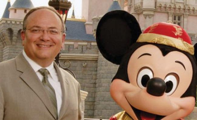 Jay Rasulo to Leave Disney