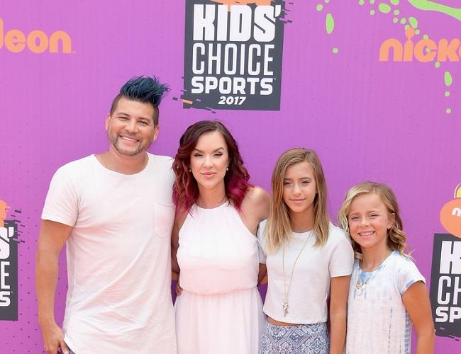 Aydah Vlach at Kids Choice Sports