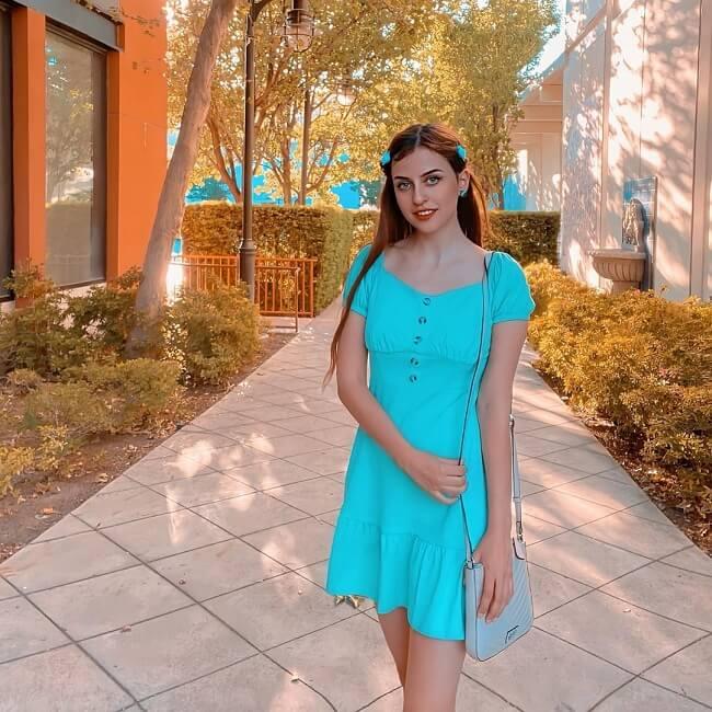 Naya outdoor photoshoot