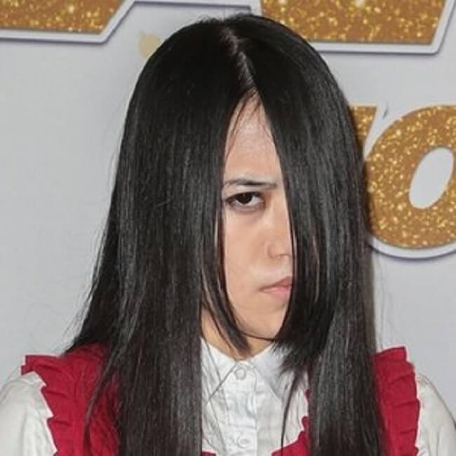 Riana Backstage