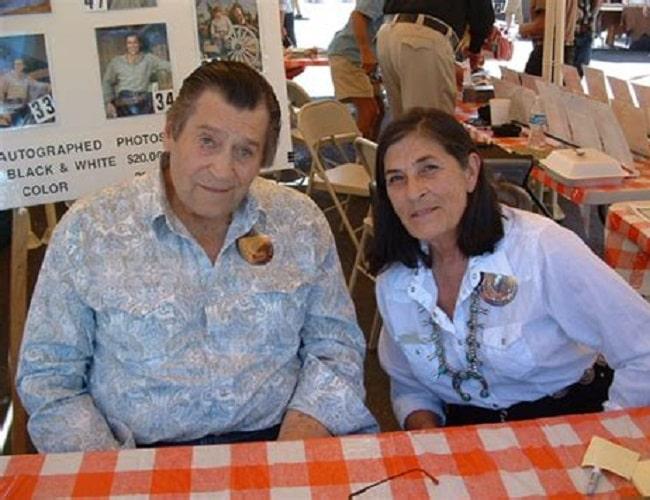 Susan Cavallari and her husband