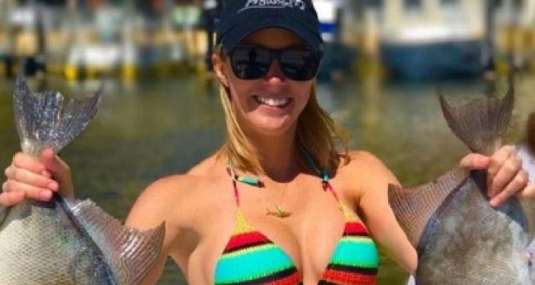 Vicky Stark | Bio, Age, Wiki, Fishing, Net Worth (2020), YouTube, Boyfriend |