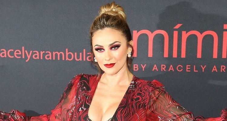 Aracely Arámbula | Bio, Age, Wiki, Songs, Net Worth, Model, Movies, Height |