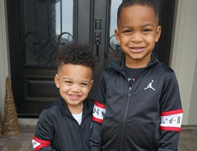 DJ Prince and his brother