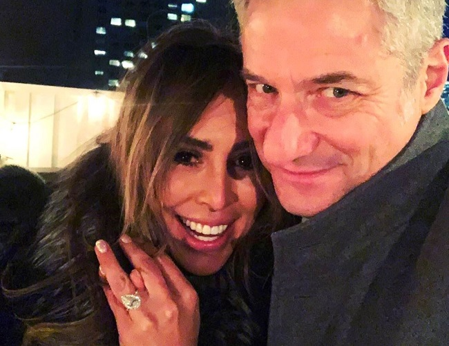 Kelly Dodd and her husband