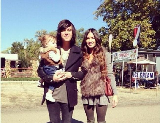 Katelynne Quinn and her family