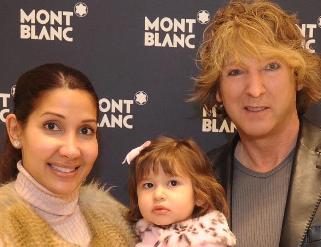 Sasha Blakey and her family