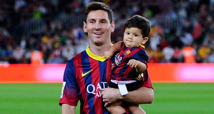 Thiago Messi Roccuzzo | Bio, Age, Net Worth(2021), Salary, Height, Father |