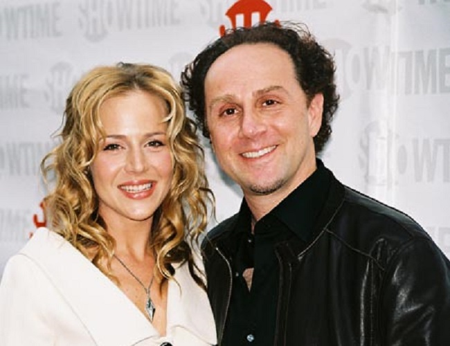 John Kassir and his ex- wife