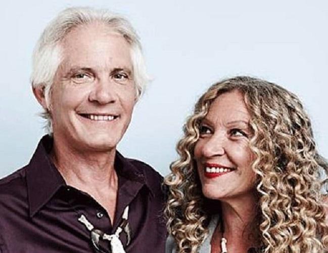 Kate Rorke-Bassich and her ex-husband