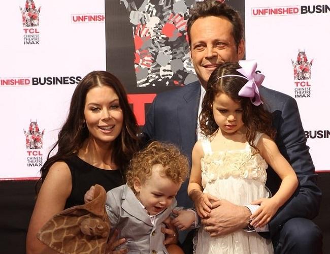 Kyla Weber and her husband Vince