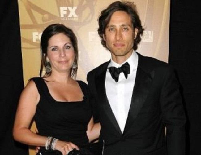 Suzanne Falchuk and Brad