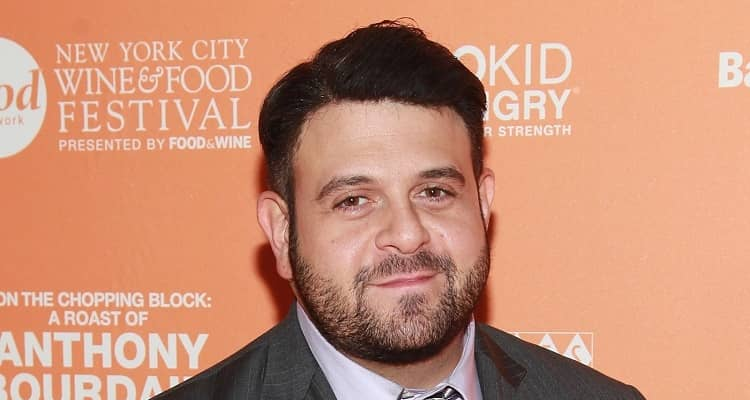 Adam Richman Biography | Age, Net Worth (2021), Actor, Television Personality, Family, Wife, Nationality |