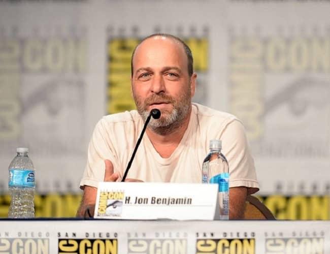 H Jon Benjamin